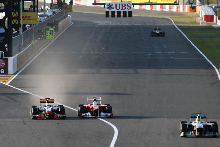 GP de Japón 2011.