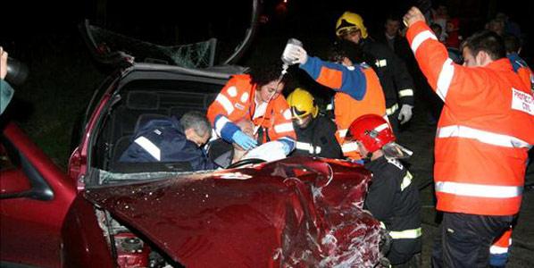 Crecen los accidentes en ciudad y carretera