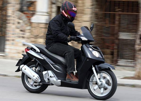 Las ventas de motos se hundieron en 2008