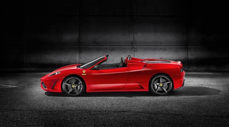 Ferrari Spider 16M