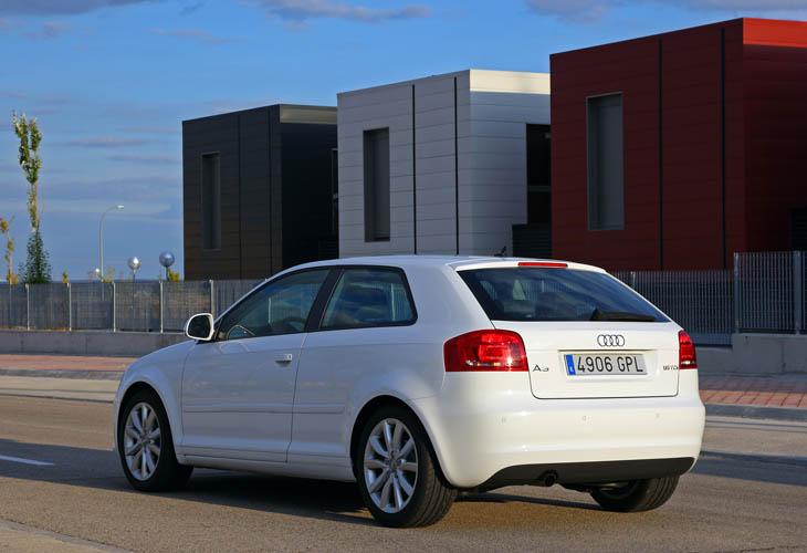 Audi A3 y A3 Sportback, nuevas versiones para 2010