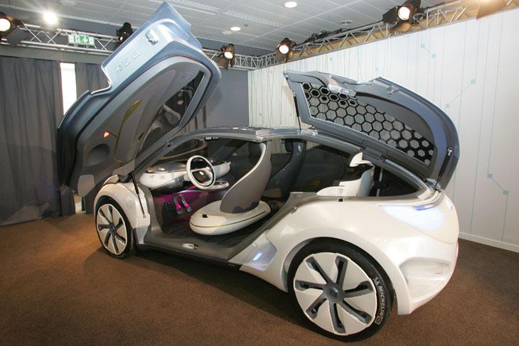 Los eléctricos de Renault, la gama Z.E.