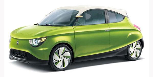 Suzuki Regina, Q-Concept y Swift EV Hybrid