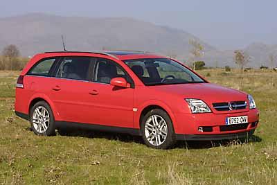 Opel Vectra Caravan 2.0T