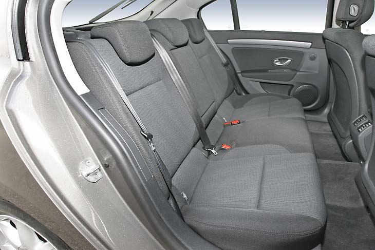 Tres berlinas Diesel: interiores