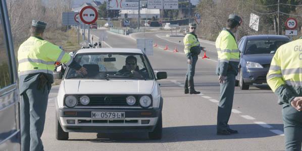 Juzgados colapsados por los temerarios al volante