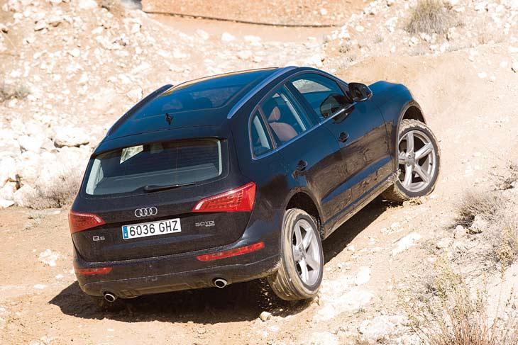 Audi Q5 3.0 TDI Quattro: detalles