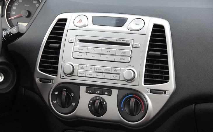 Hyundai i20 al detalle