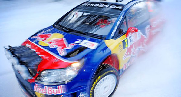 Raikkonen participará en el Arctic Rally con un Citroën C4
