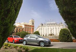 Audi A1 1.6 TDI y Citroën DS3 1.6 HDI