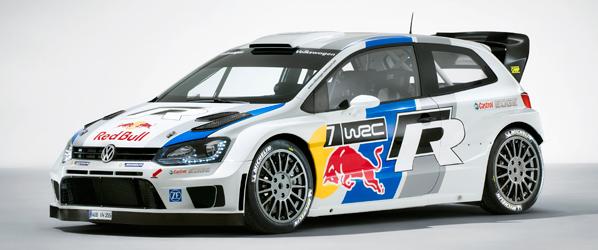 Volkswagen Polo R WRC, listo para el Mundial de Rallyes 2013