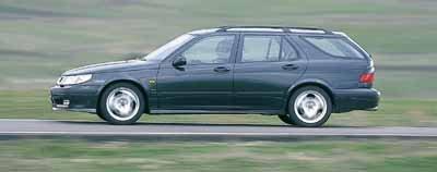 Audi A6 Avant 2.7T Quattro / Saab 9-5 Aero 2.3 TS SW