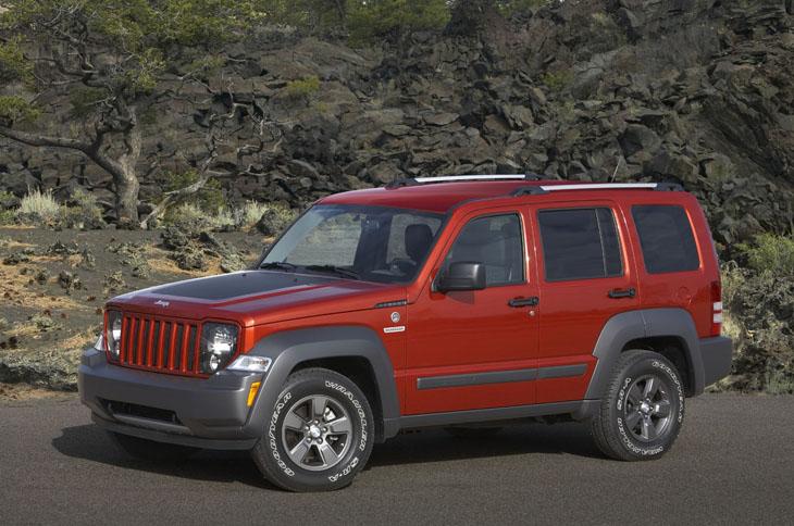 Novedades Jeep en Detroit 2010