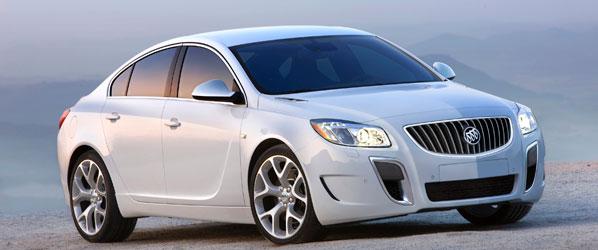 Buick Regal GS, el Insignia OPC americano