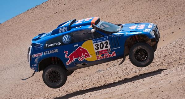 Dakar 2011: Sainz pierde el liderato