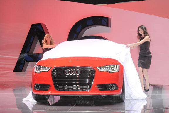 Salón del Automóvil de Detroit 2011