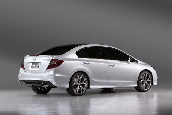 Honda Civic Coupé y Sedán