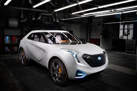 Hyundai Curb Concept Detroit 2011
