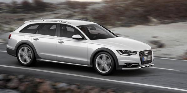 Nuevo Audi A6 Allroad