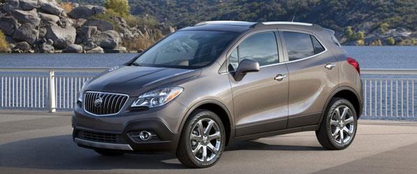 Buick Encore, un viaje al futuro de Opel