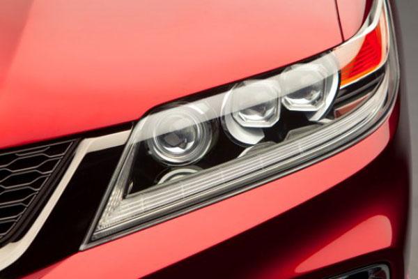 Honda Accord Coupé Concept, más eficiente