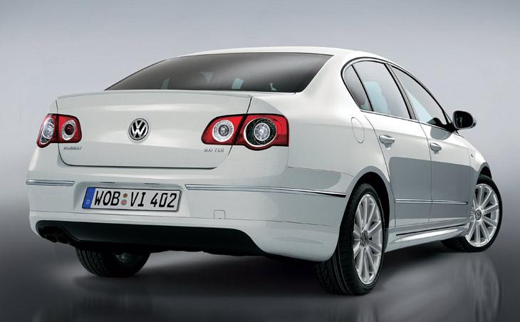 VW Passat RLine
