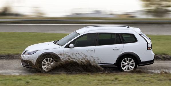 Saab suspende pagos