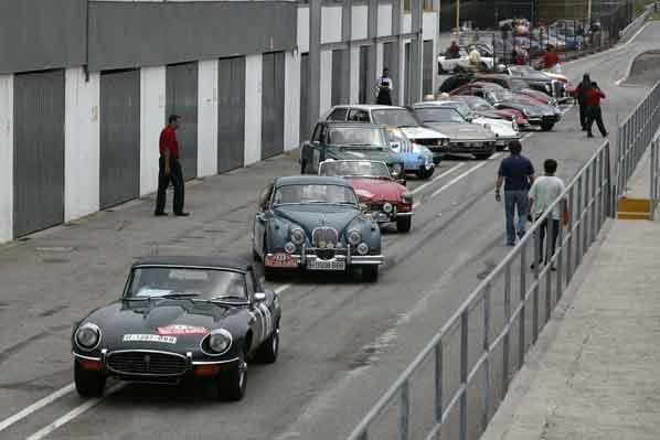 VII Rallye Costa Brava Histórico