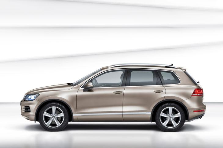 Nuevo VW Touareg