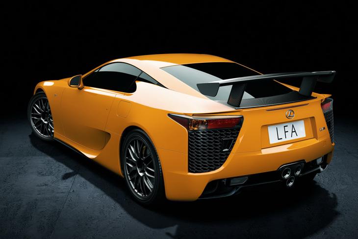 Lexus LFA Nürburgring Package.