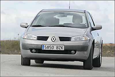 Renault Mégane II 1.5 dCi