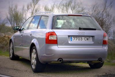 Audi Avant 1.8T/190 Multitronic