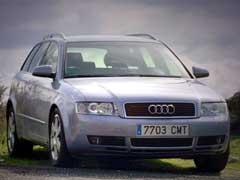 Audi A4 Avant 1.8T/190 Multitronic