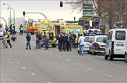 De la masacre terrorista al caos circulatorio