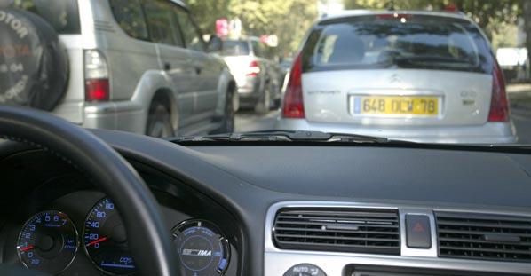 Los diez mandamientos del buen conductor