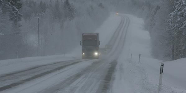 Conducir en condiciones meteorológicas adversas