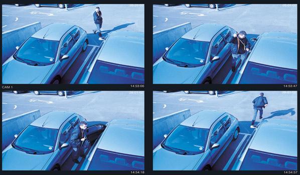 300 coches robados al día en España