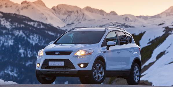 El Ford Kuga se fabricará en España