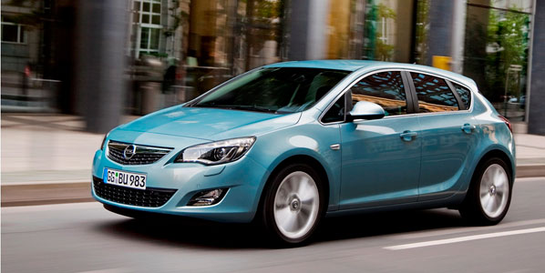 Opel Astra 2.0 CDTI ecoFLEX
