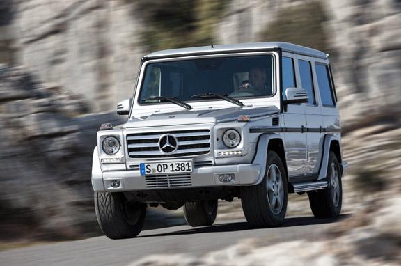 Mercedes Clase G 2012