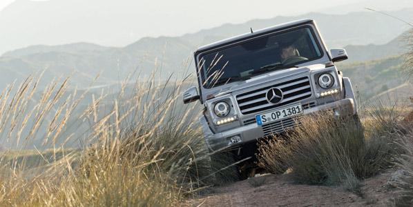Nuevo Mercedes Clase G, el tipo más duro