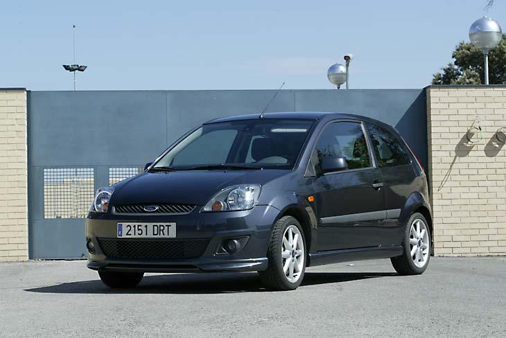 Ford Fiesta 1.4 Trend pack Sport
