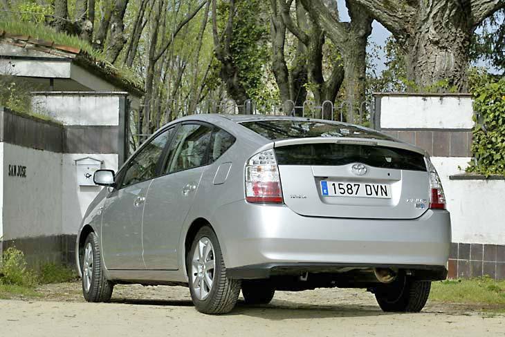 Toyota Prius 2006 prueba