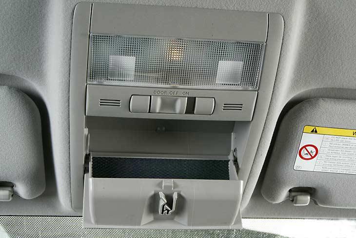 Toyota Prius detalles