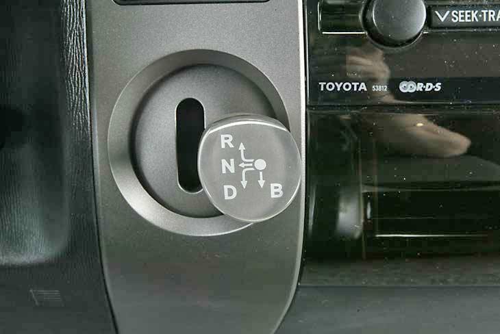 Toyota Prius tecnología