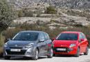 Fiat Punto Evo 1.4 Turbo Multiair vs Renault Clio GT