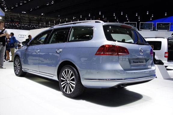 VW Passat BlueMotiom