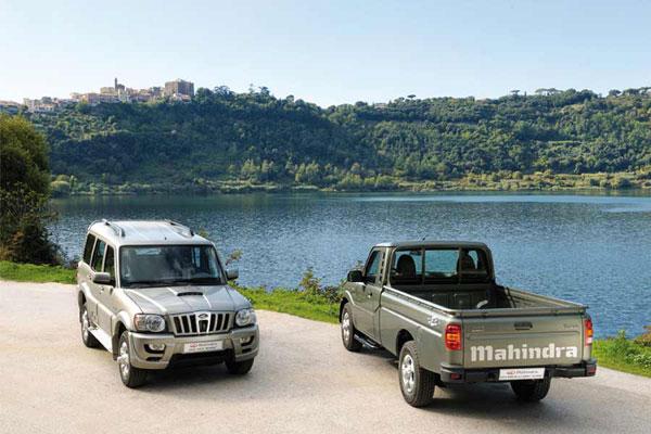 Mahindra Goa y Pick Up