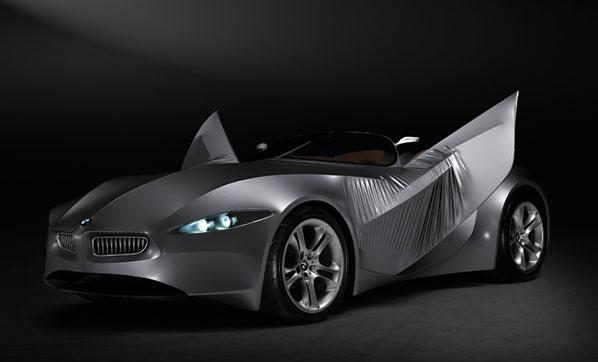 BMW GINA Light Visionmodel