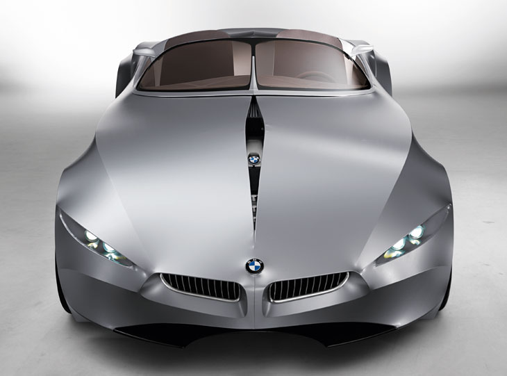 El BMW GINA Light Visionmodel